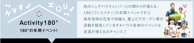 Activity180°
